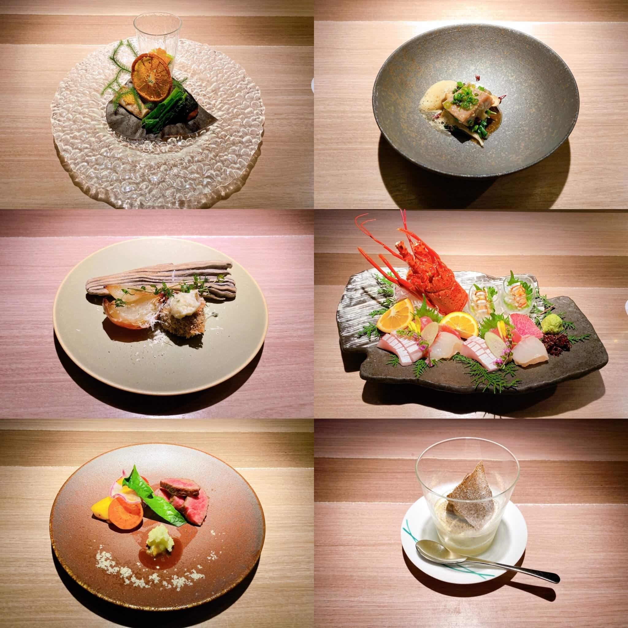 熊野倶楽部 ディナー コース